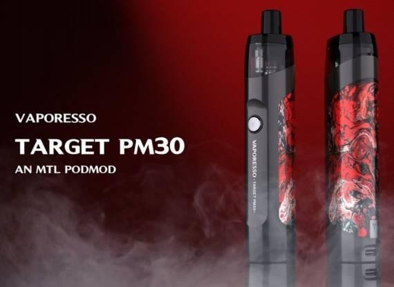 Vaporesso TARGET PM30 - упрощенная вариация...