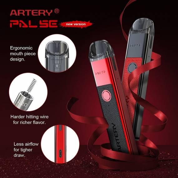 Artery Pal SE New version - накосячил - исправь...