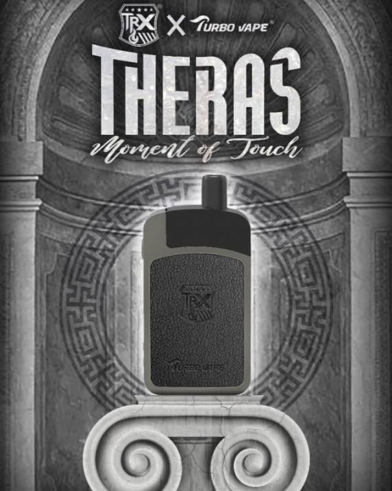 TRX Theras POD - тропический гость...