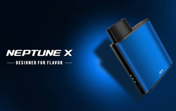 IJOY Neptune X kit - композитный квадрат...