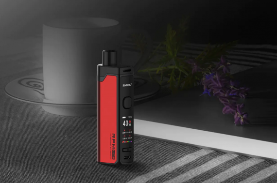 SMOK RPM Lite Kit - легче, меньше, симпатичнее...