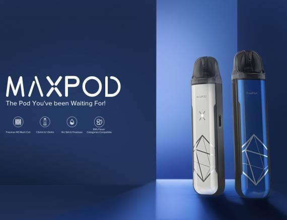 Freemax Maxpod Kit - 3 года разработки, и что мы имеем?...