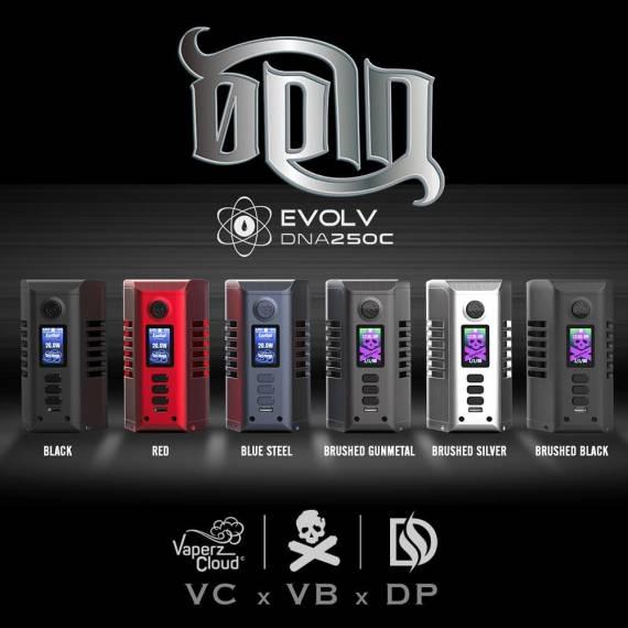 Новые старые предложения - Vaperz Cloud x Dovpo Odin DNA250c и Innokin Ares 2 MTL RTA...