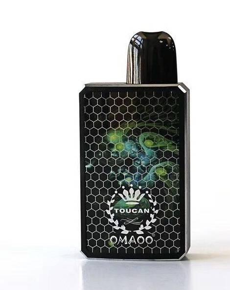 Omaoo Toucan POD - паразит для компании Relx...