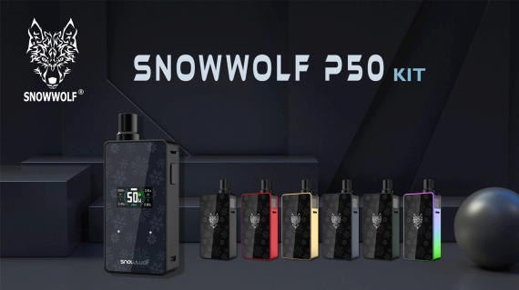 Snowwolf P50 kit - полюбившаяся угловатость...