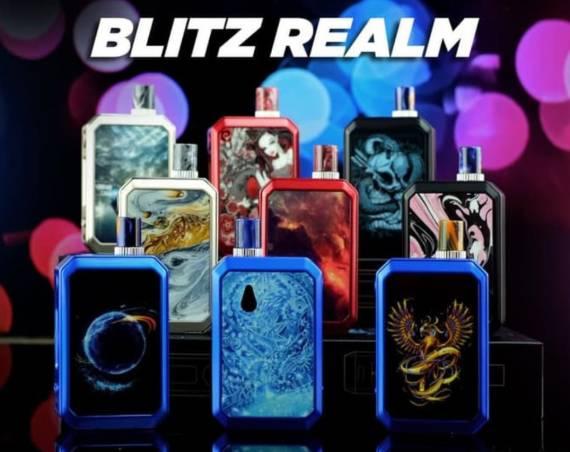 Новые старые предложения - Blitz Realm Pod и Exvape Expromizer TCM RDTA...