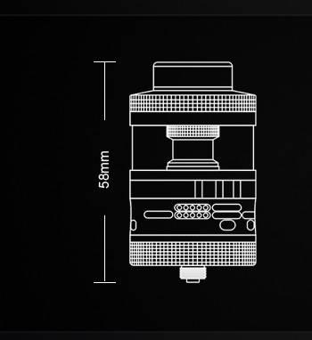 Steam Crave Aromamizer Ragnar RDTA - хотите серьезный девайс на 35мм?...