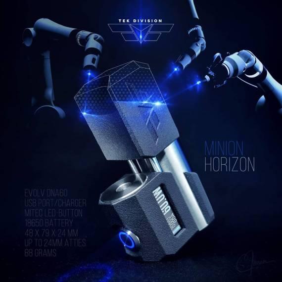 Tek Division MINION Horizon - металлопластиковый стик...