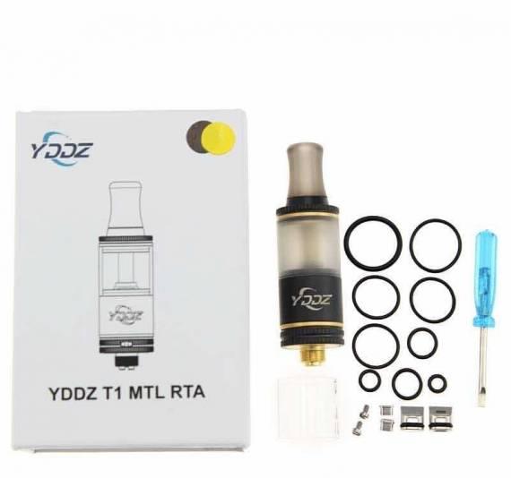 YDDZ T1 MTL RTA - сигаретная кроха...
