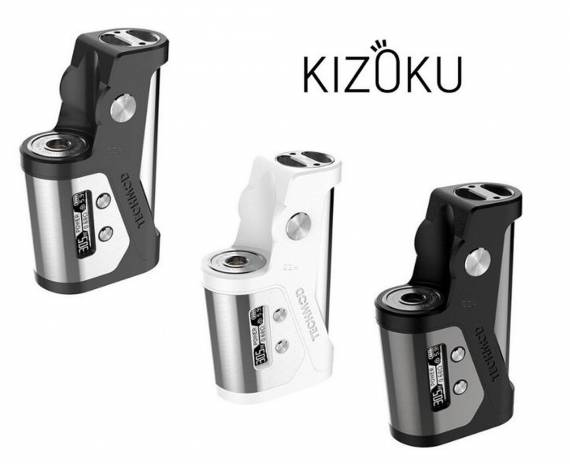 Kizoku Techmod 80W kit - стик-набор со знакомым гибридом...
