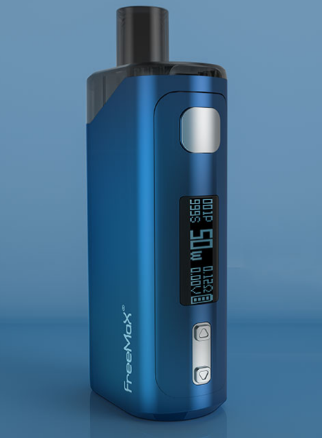 Freemax Autopod50 POD mod kit - глянец и пестрые цвета...