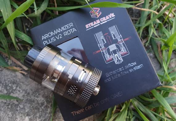 Пощупаем??? - Steam Crave Aromamizer Plus V2 RDTA Basic kit...