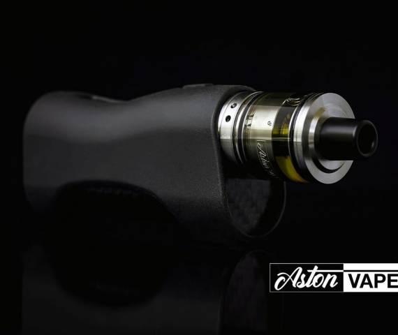 AllianceTech Vapor Aston Vape Aston RTA - крохотная симпапуля...