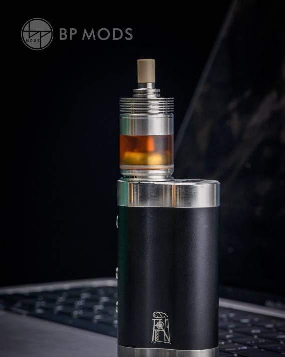 BP Mods Pioneer MTL / DL RTA - годный сигаретник в качестве старта...