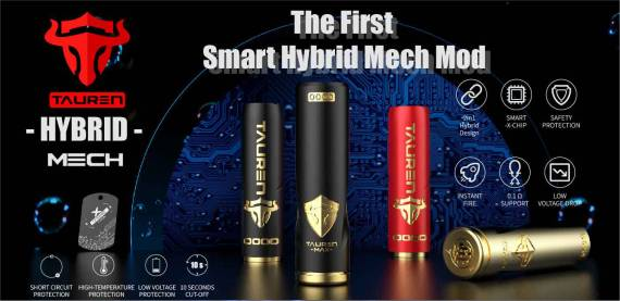 Thunderhead creations Tauren MAX Hybrid mod - второй мех / немех в догонку...