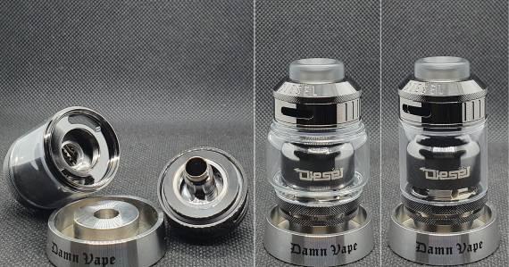 Пощупаем??? - Timesvape Diesel RTA...