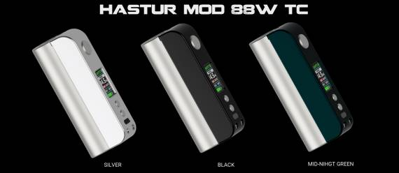 Cthulhu Mod Hastur mod 88W TC - скромная элегантность...
