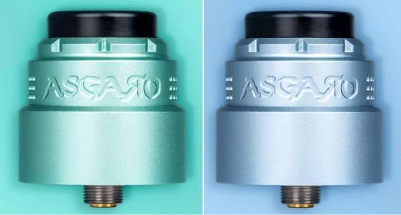 Новые старые предложения - Mass Mods & Twistedmesses Axial Pro RDA и Vaperz Cloud Asgard Mini RDA...