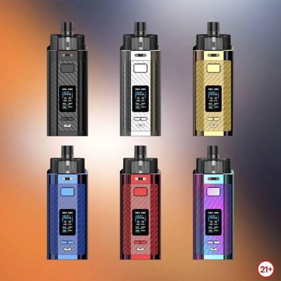 Новые старые предложения - Asvape HITA и Smok RPM160 kit...