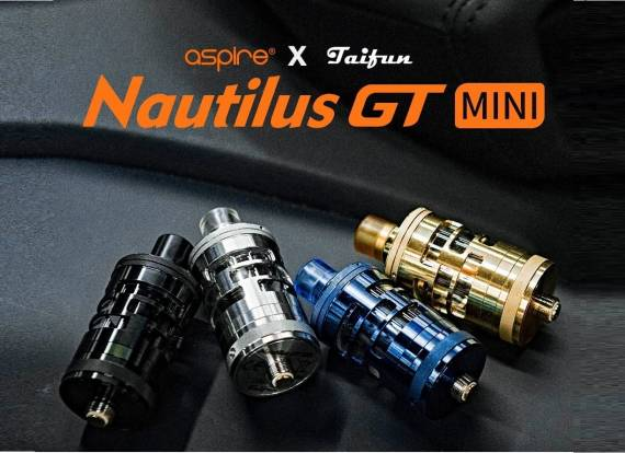 Aspire Nautilus GT Mini - когда мини значит еще интереснее...