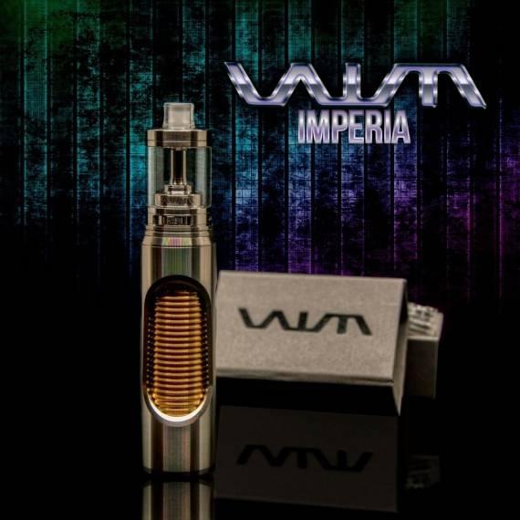 VapeWare Mods Imperia RTA - вышли с карантина с новинкой...