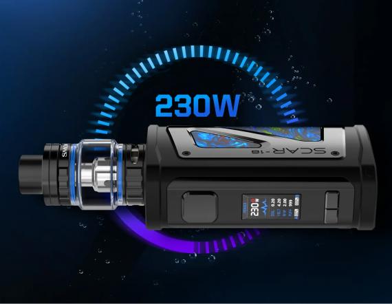Smok SCAR-18 KIT - новый неубиваемый флагман...