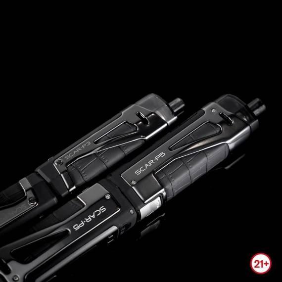 Smok SCAR-P5 - 18650, пара картриджей и защита IP67...