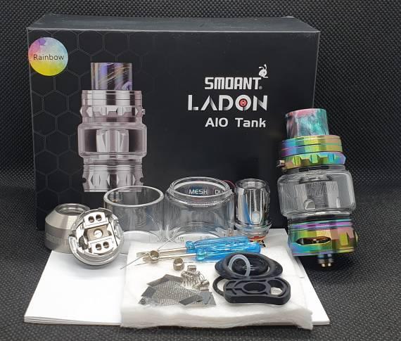 Пощупаем??? - Smoant Ladon AIO Tank и Ladon mod 225W...