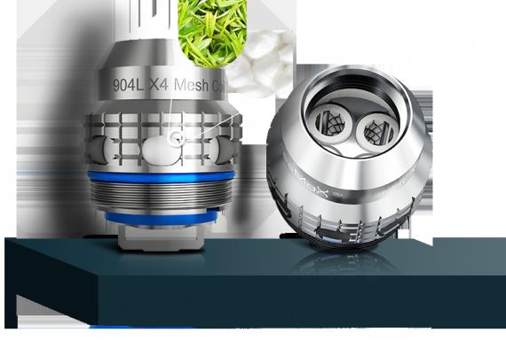 Freemax Maxus 100W Kit - винегрет из resin...
