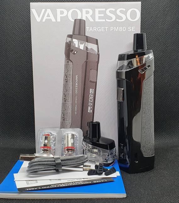 Пощупаем??? - Vaporesso Target PM80 SE...