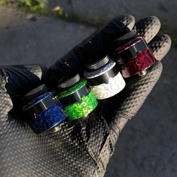 Новые старые предложения - Vapefly Kriemhild kit и Coilturd An RDA For Vaping...