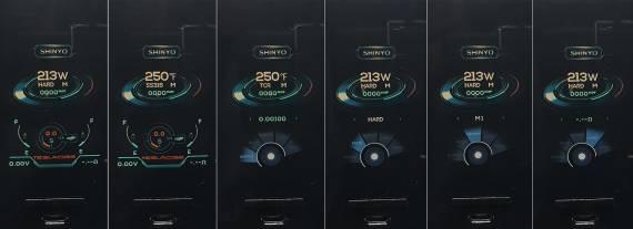 Пощупаем??? - Tesla Shinyo box mod...