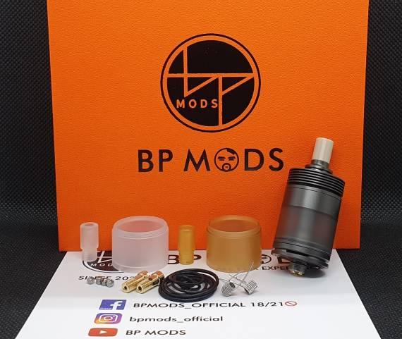 Пощупаем??? - BP Mods Pioneer MTL RTA...