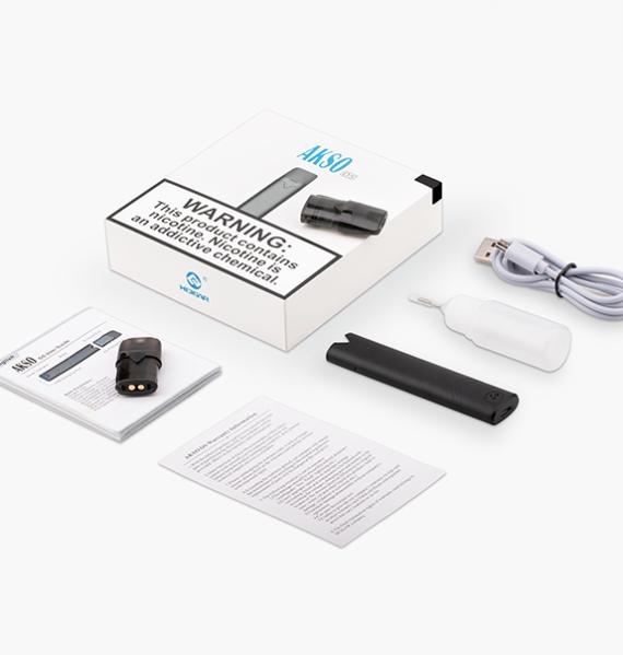 Hcigar AKSO OS Refillable Pod Kit - теперь перезаправляемый...