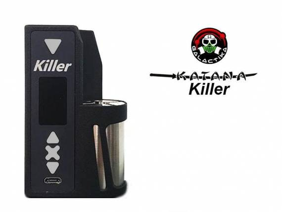 Galactika Katana Killer DNA75C - стики становятся все популярнее...