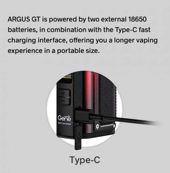 Voopoo ARGUS GT Mod kit - новый невнятный флагман...