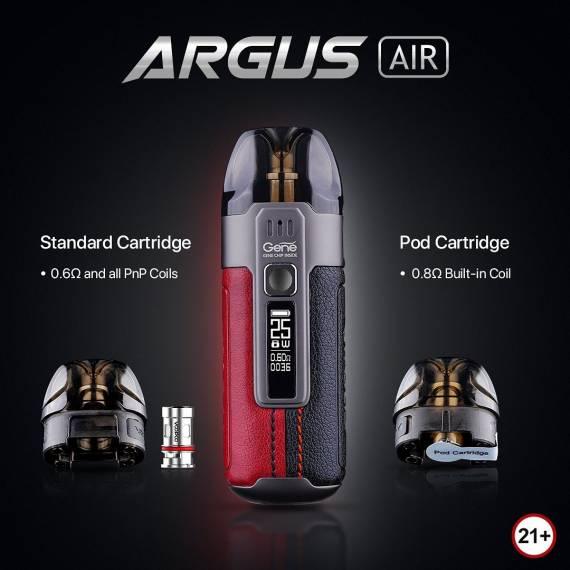 Voopoo ARGUS AIR POD kit - симпатично, но выстрелит ли?...