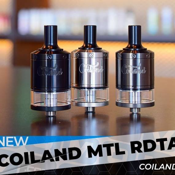 Coiland MTL RDTA - простоватый грамотей...
