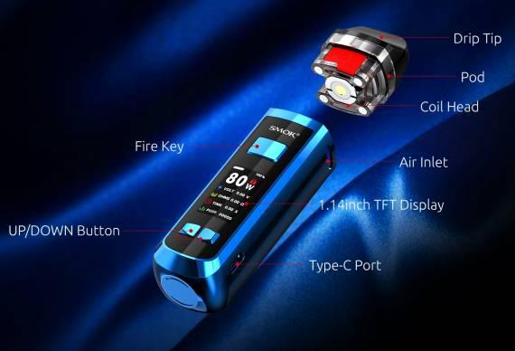 SMOK RPM 2 KIT - новый бестселлер на подходе?...