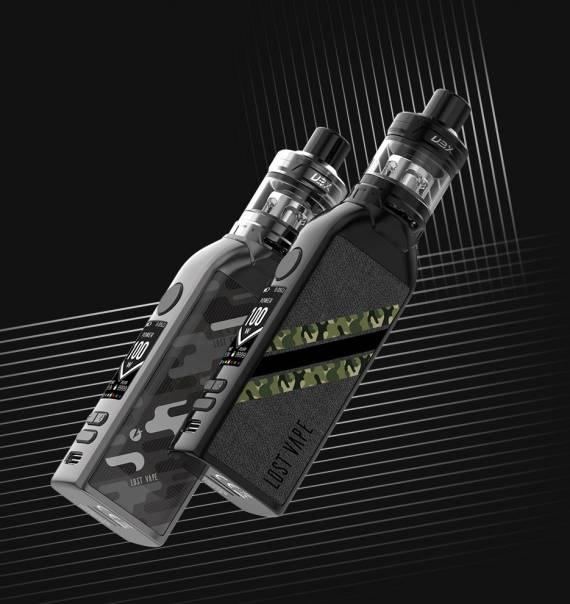Lost Vape BTB 100W starter kit - возвращение к истокам...