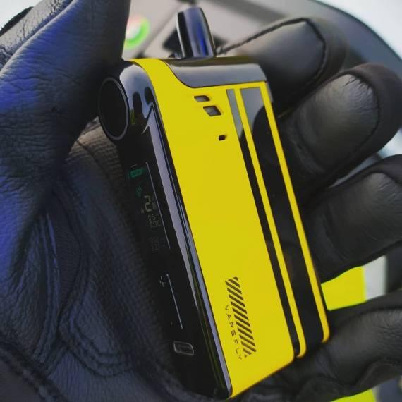Vapefly TGO Pod mod - симпатяга со сканером отпечатков пальцев