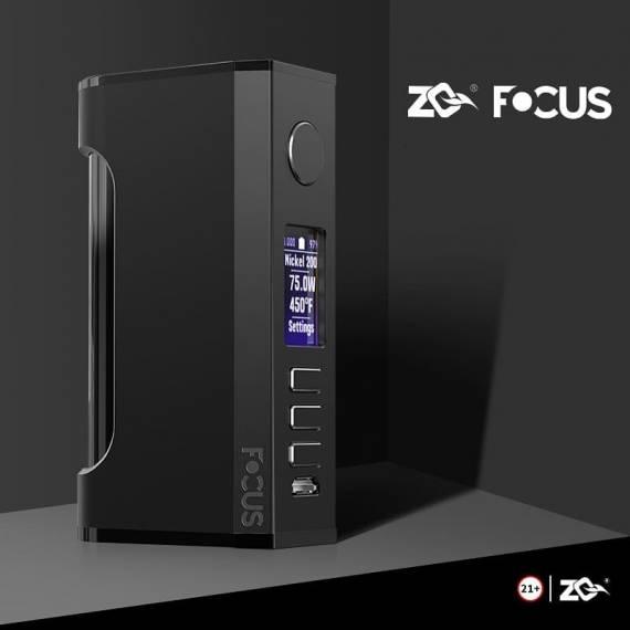 ZQ FOCUS DNA75c - созрели для серьезных проектов...