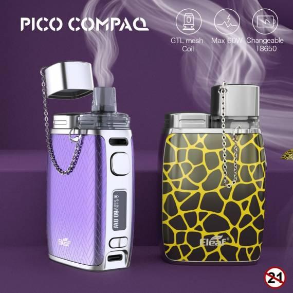 Eleaf Pico Compaq Pod Mod - и этого в поды перековали ...