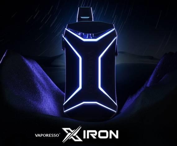 Vaporesso XIRON Pod kit  - этих ребят просто неостановаить...
