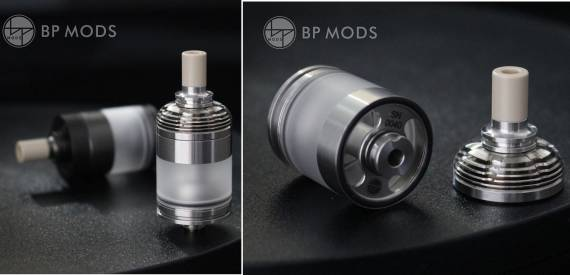 Новые старые предложения - BP Mods Pioneer MTL RTA и SMOK Nfix Kit...