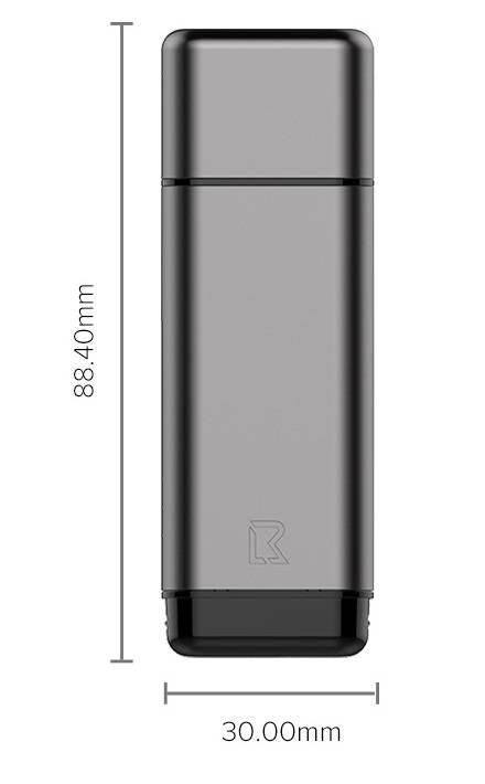Kanger RAILIT RL1 Pod Kit - перешли исключительно на поды...