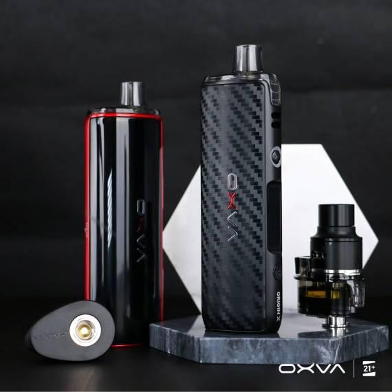 OXVA Origin X kit - частичная модернизация...