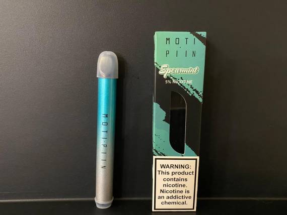 MOTI PIIN Disposable Pod Kit – одноразовый рай…