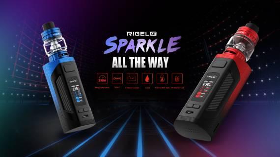SMOK RIGEL kit - возвращение к позабытым очертаниям...