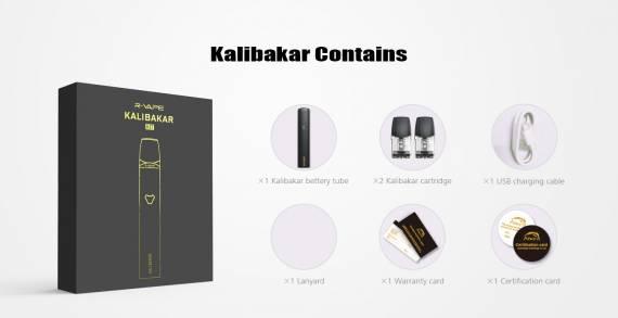R-VAPE Kalibakar Pod - под восточным ароматом...
